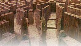 Los dos reyes y los dos laberintos, de Jorge Luis Borges