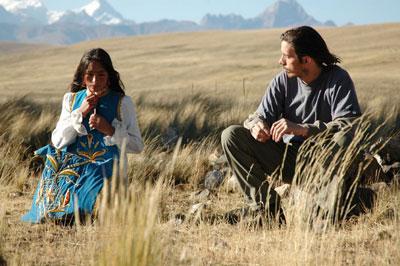 "El uso de la lengua quechua en ""Madeinusa"""